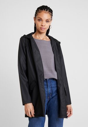 JDYKENDRA RAINCOAT - Parkaer - black