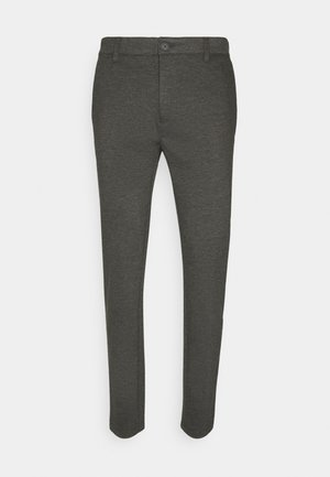 KOLDING - Trousers - charcoal mix