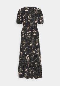Mavi - PRINTED DRESS - Maxi dress - black - 1