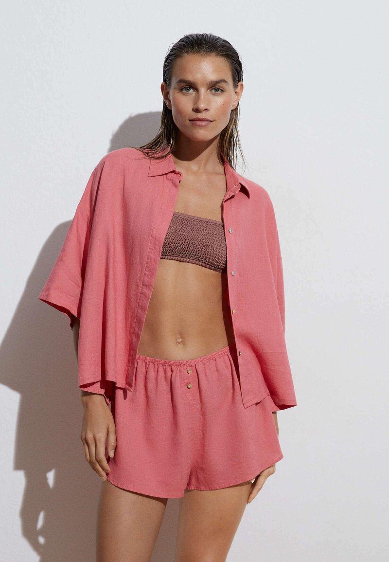OYSHO - Shorts - pink