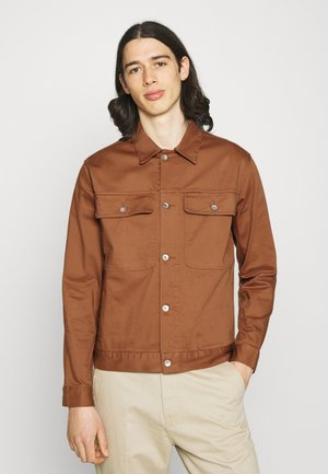 WATTS JACKET  - Spijkerjas - thrush