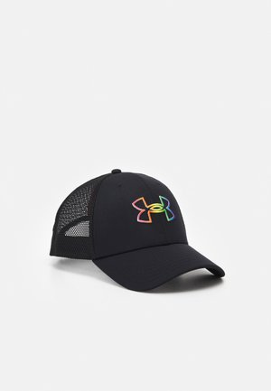 PRIDE TRUCKER - Cap - black