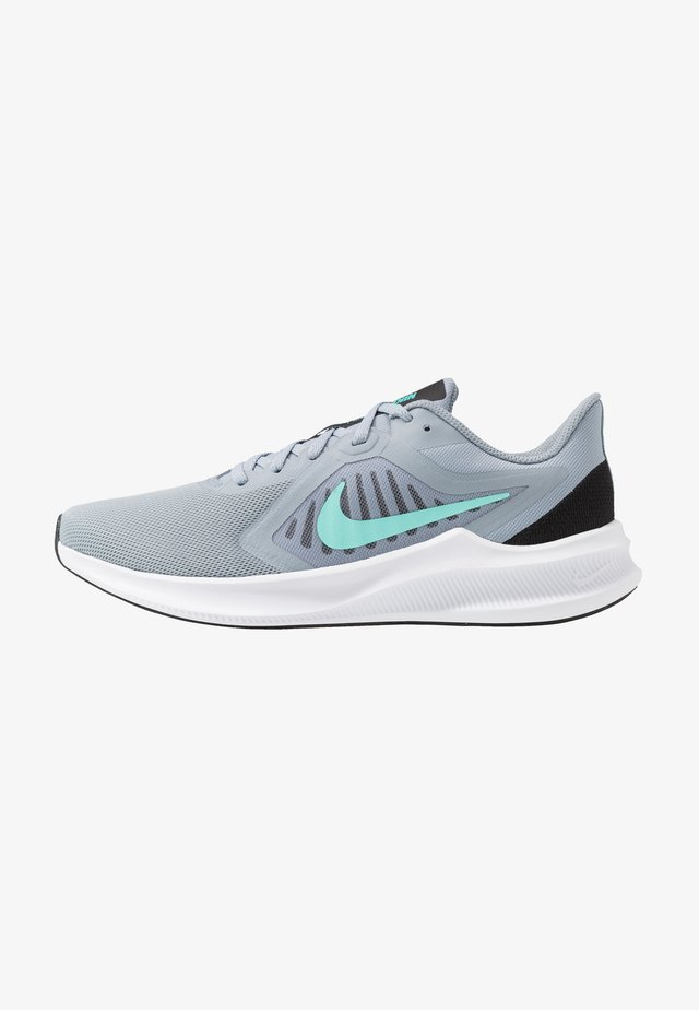 Neutral running shoes - obsidian mist/hyper turquoise/black/sky grey