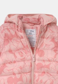 GAP - PUFFER DETACH HOOD - Veste d'hiver - pure pink - 3