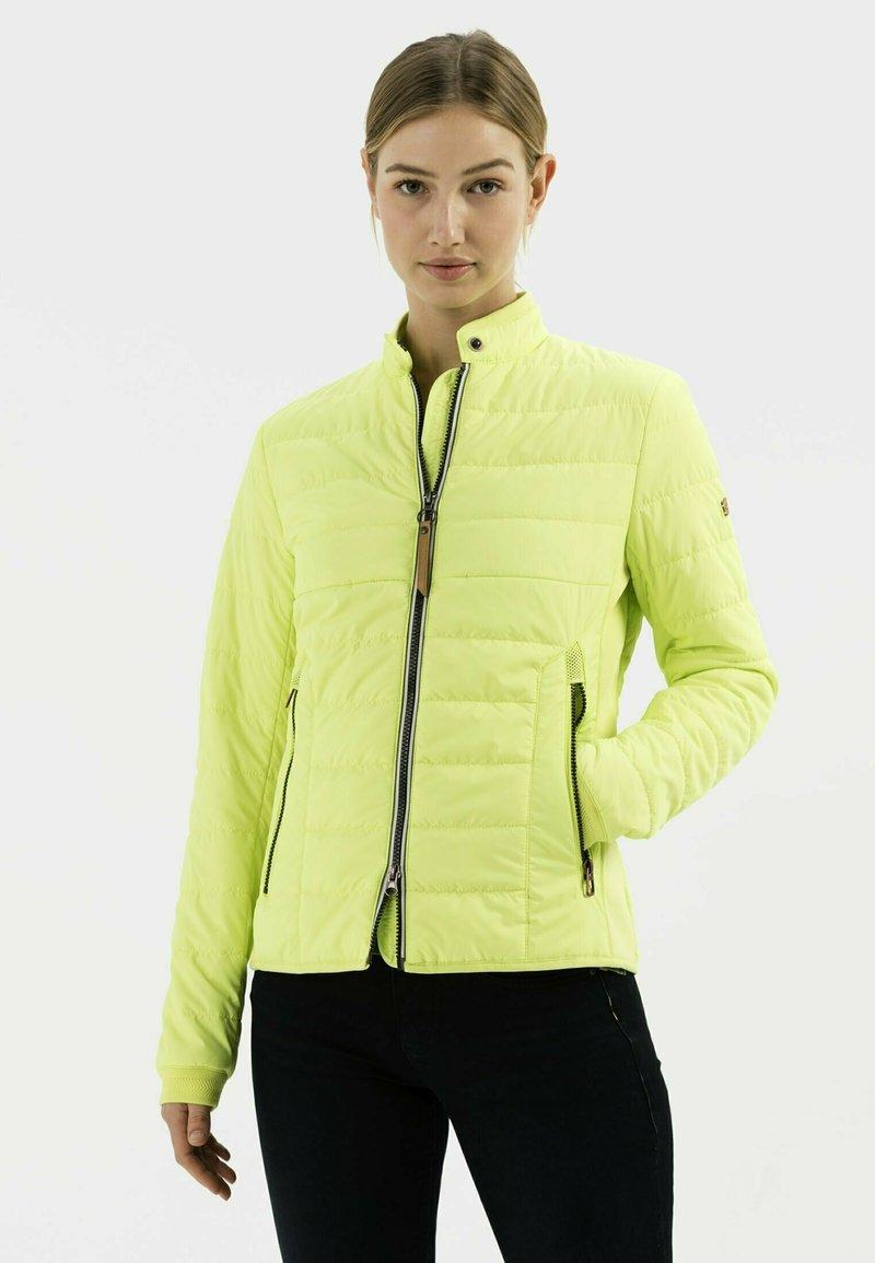 camel active - Winter jacket - lime