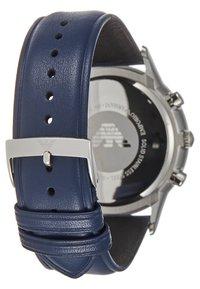 Emporio Armani - Chronograph watch - blau - 2