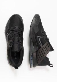 Nike Performance - AIR MAX ALPHA TRAINER 3 - Sportovní boty - black/anthracite - 1