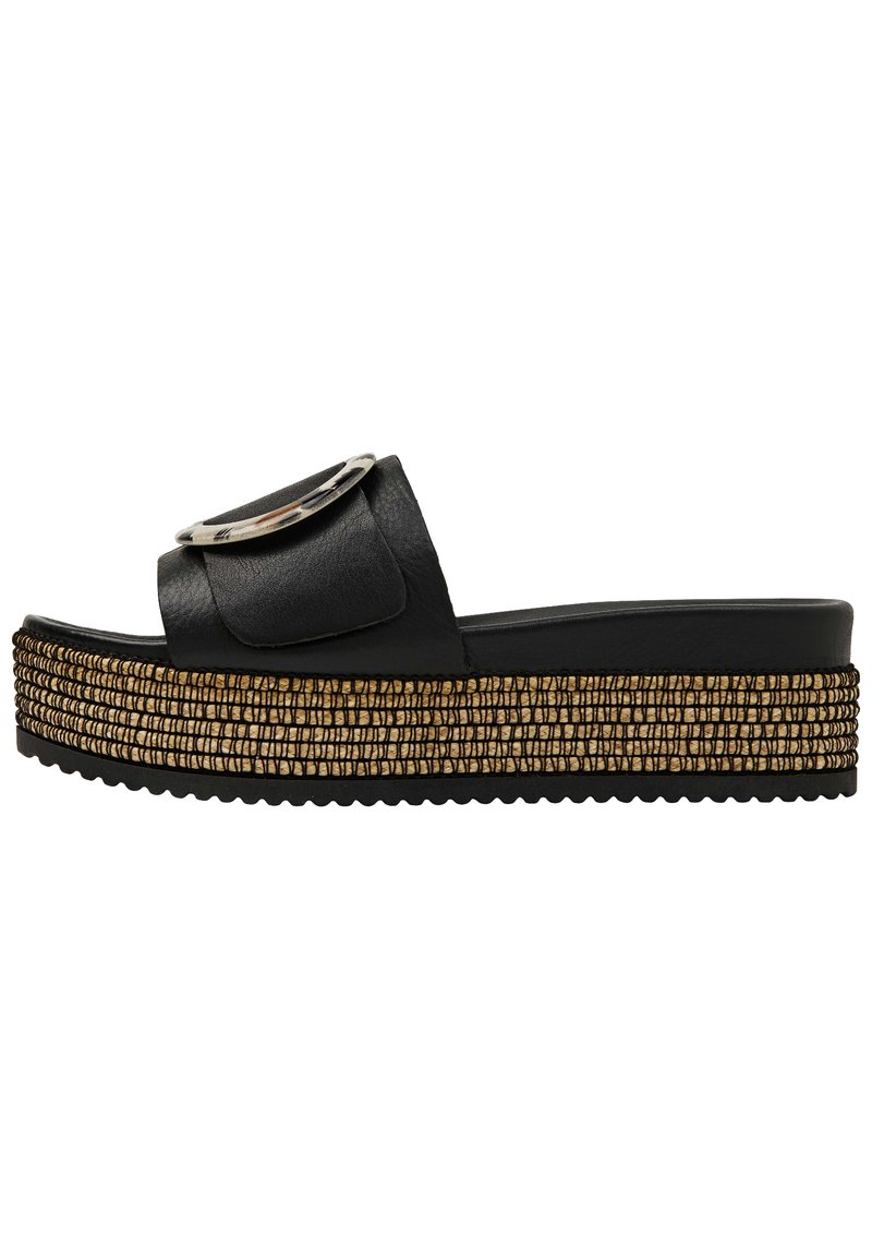 Inuovo - Heeled mules - black blk