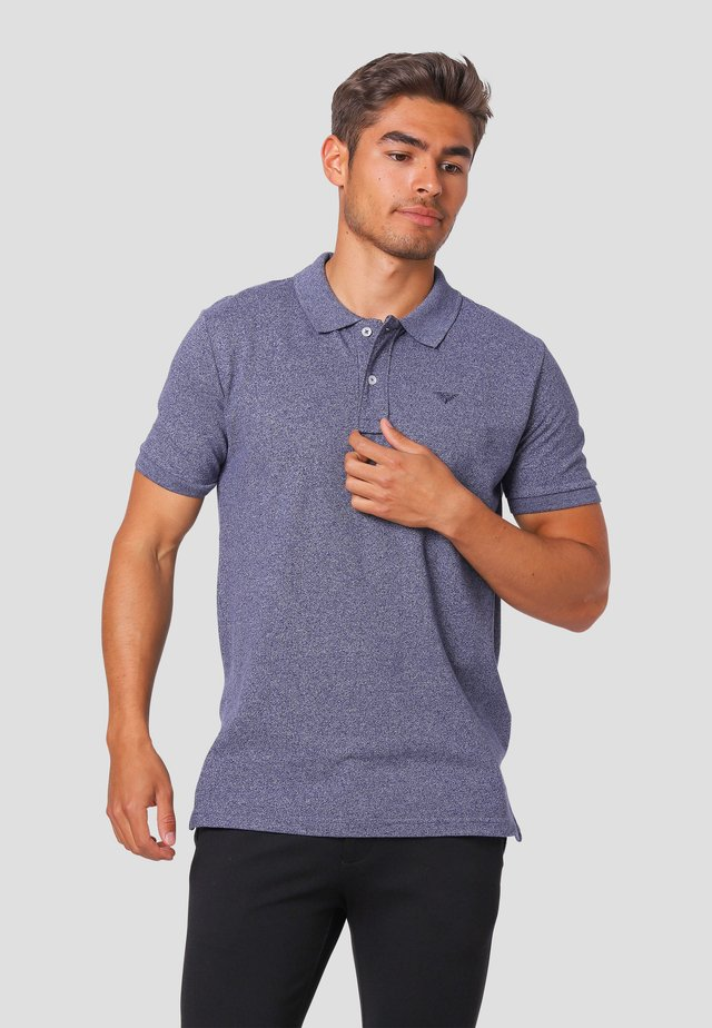 GARNER - Poloshirts - rivera blue mix