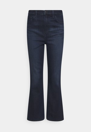 FRANKY HIGH RISE CROP BOOT - Jeans bootcut - concept