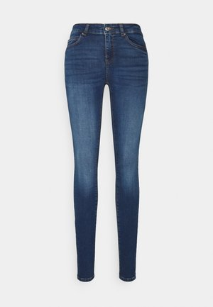 NMLUCY SKINNY - Jeans Skinny Fit - medium blue denim