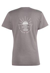 Mammut - SEILE - T-Shirt print - shark prt1 - 4