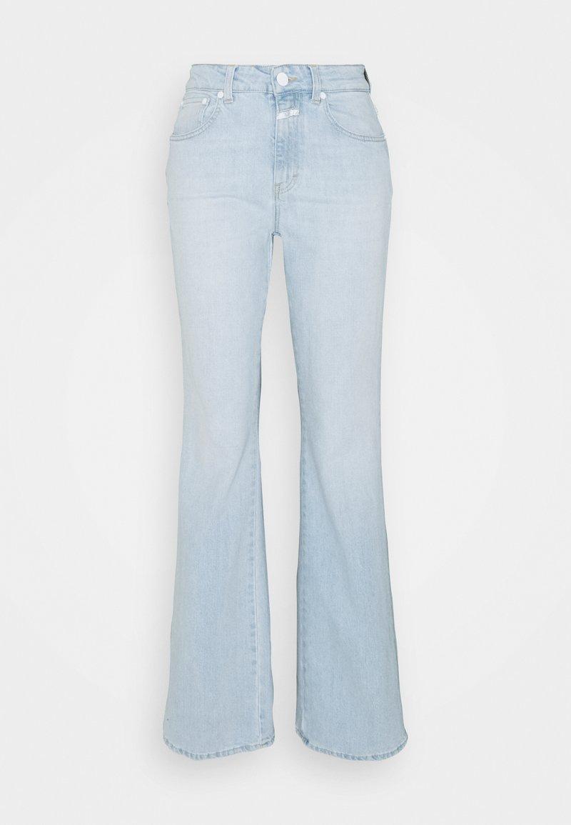 CLOSED - LEAF - Flared Jeans - light blue