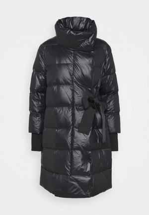 CENTRALE - Down coat - black