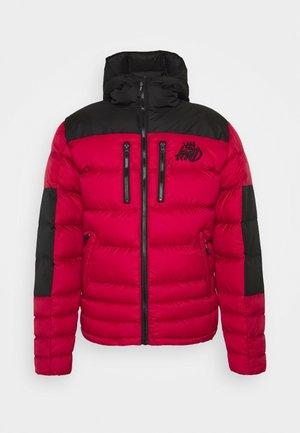 PUFFER JACKET - Summer jacket - red