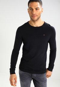 Tommy Jeans - ORIGINAL - Neule - tommy black - 0