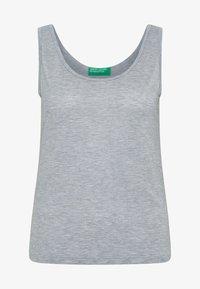 Benetton - TANK - Top - grey - 4