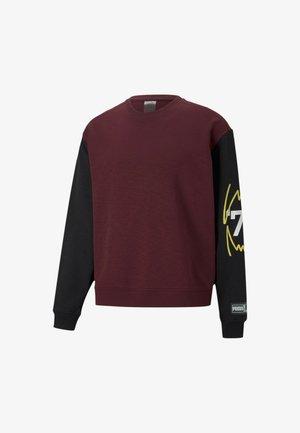 Sweatshirt - zinfandel