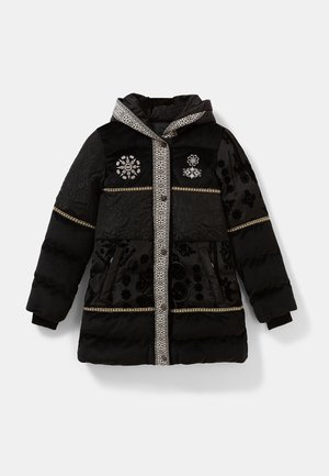 CHAQ_NOA - Winter coat - black
