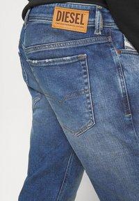 Diesel - SLEENKER - Jeans Skinny - medium blue - 4