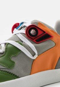 N°21 - GYMNIC - Sneakersy niskie - multicolor/light blue - 5