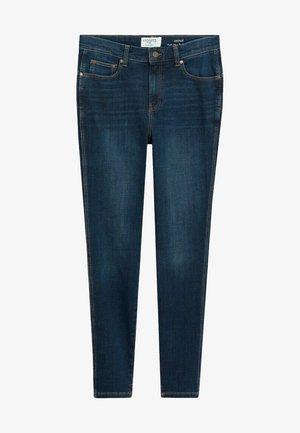 IRENE - Slim fit jeans - dunkelblau