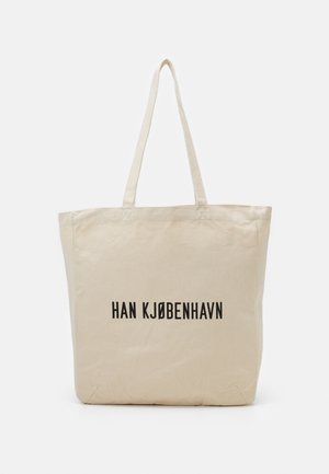 TOTE UNISEX - Tote bag - white