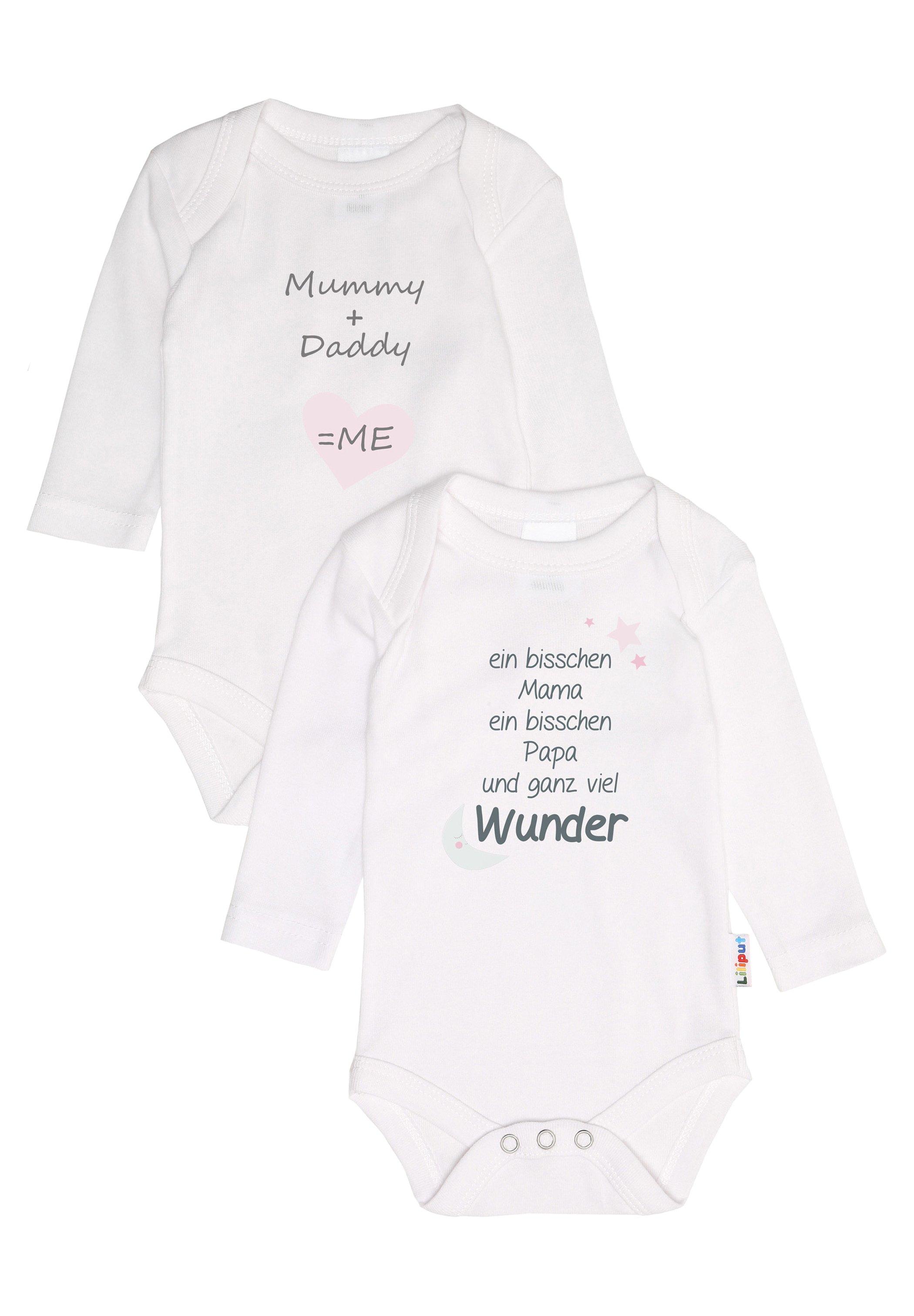 Kinder 2 PACK- BODY  - Langarmshirt