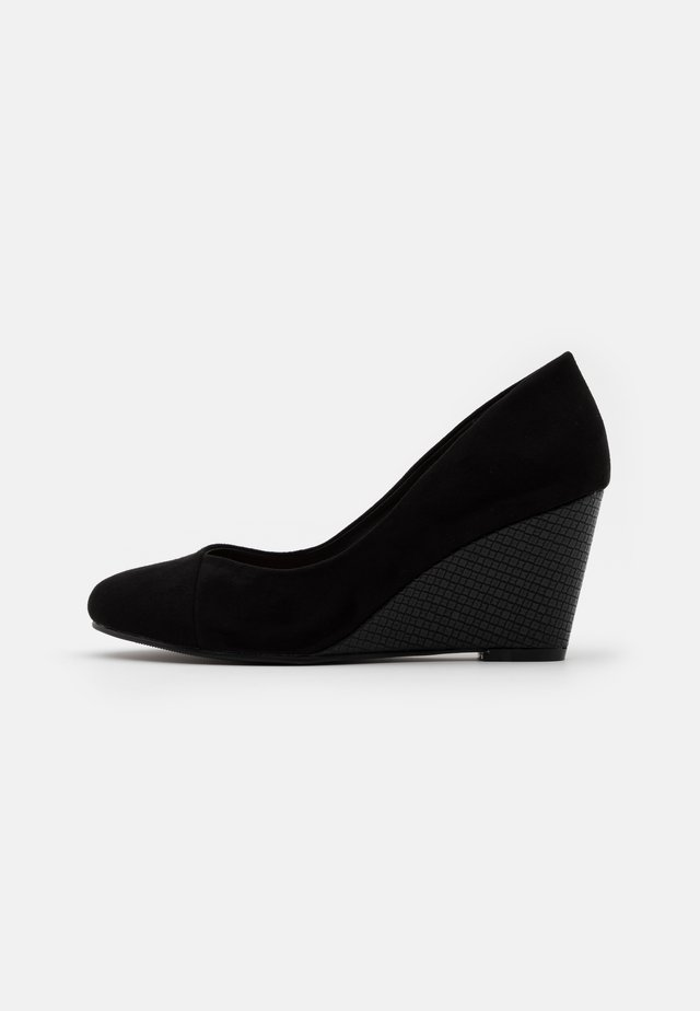COMPANION - Wedges - black