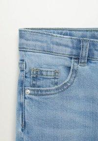 Mango - Jeans Skinny - lichtblauw - 2