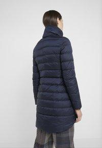 Peuterey - WATERPROOF SOBCHAK - Kabát zprachového peří - blue - 2
