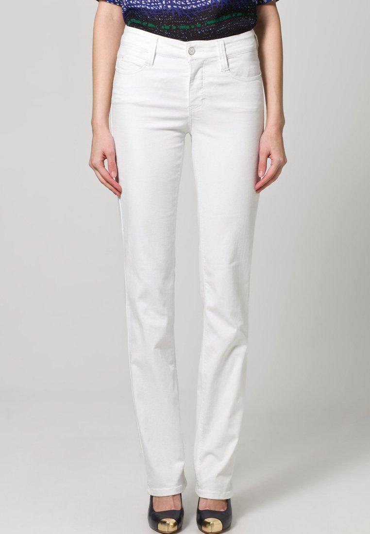 MAC Jeans - DREAM - Straight leg jeans - weiß