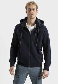 camel active - Zip-up hoodie - navy - 0