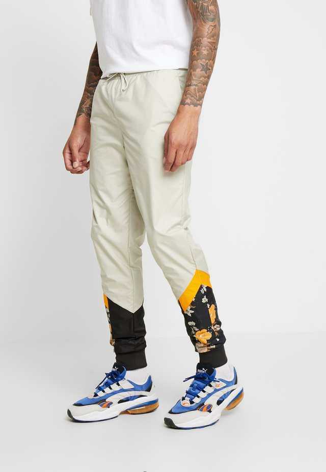 TREND PANTS - Tracksuit bottoms - overcast