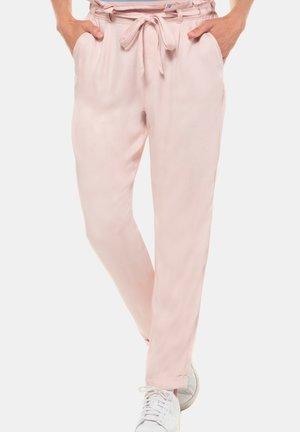 Trousers - perlrosa
