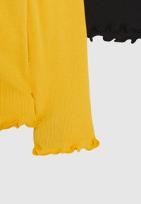 Name it - NKFLINNEA 2 PACK - Long sleeved top - black - 3