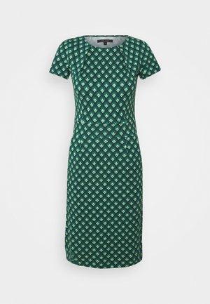 MONA DRESS POSE - Kjole - dragonfly green