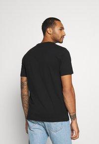 Only & Sons - ONS NIRVANA - Print T-shirt - black - 2