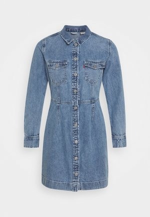 ELLIE DRESS - Vestito di jeans - passing me by