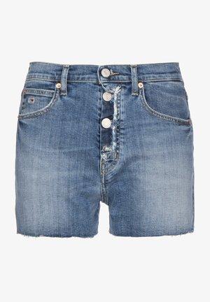 HOTPANT  - Denim shorts - denim medium