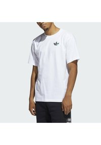 adidas Originals - STILL LIFE SUMMER SHORT SLEEVE T-SHIRT - Print T-shirt - white - 3