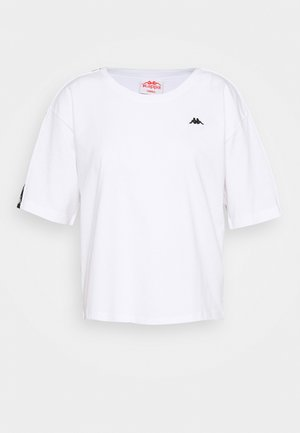 HEDDA - Print T-shirt - bright white