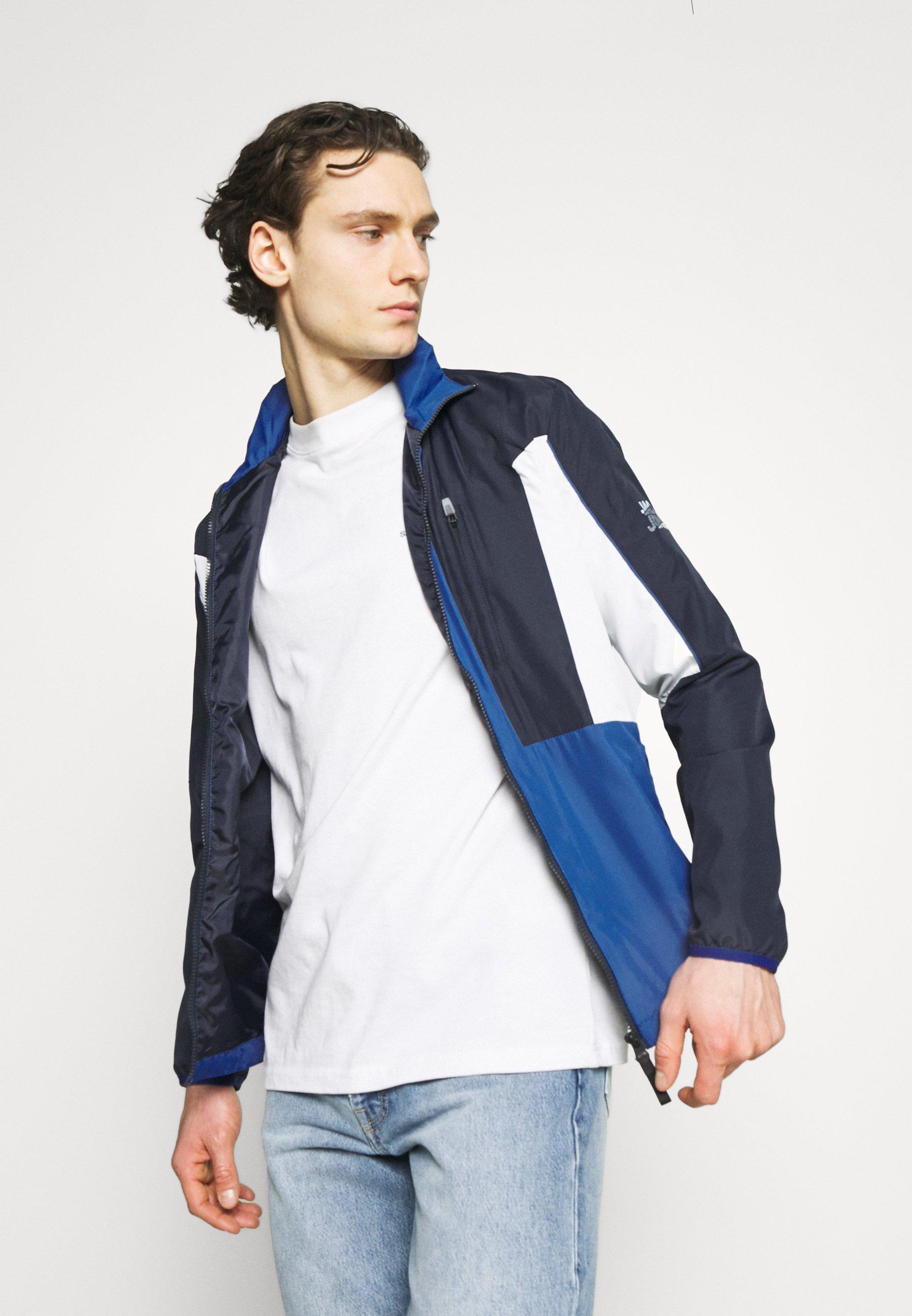 Men JCOCARSON LIGHT JACKET COLLAR - Light jacket