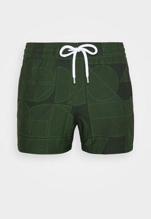 SPORT SWIM - Swimming shorts - military green