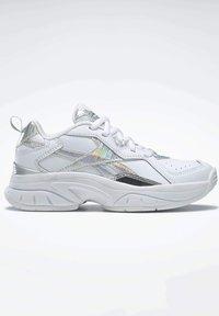 Reebok - AXT TRAINER CORE TRAINING - Zapatillas para caminar - white - 7