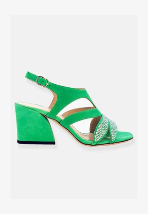 DAISY - Sandalen - mint green
