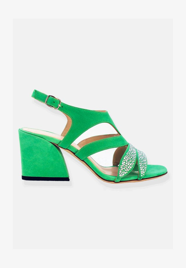 DAISY - Sandales - mint green