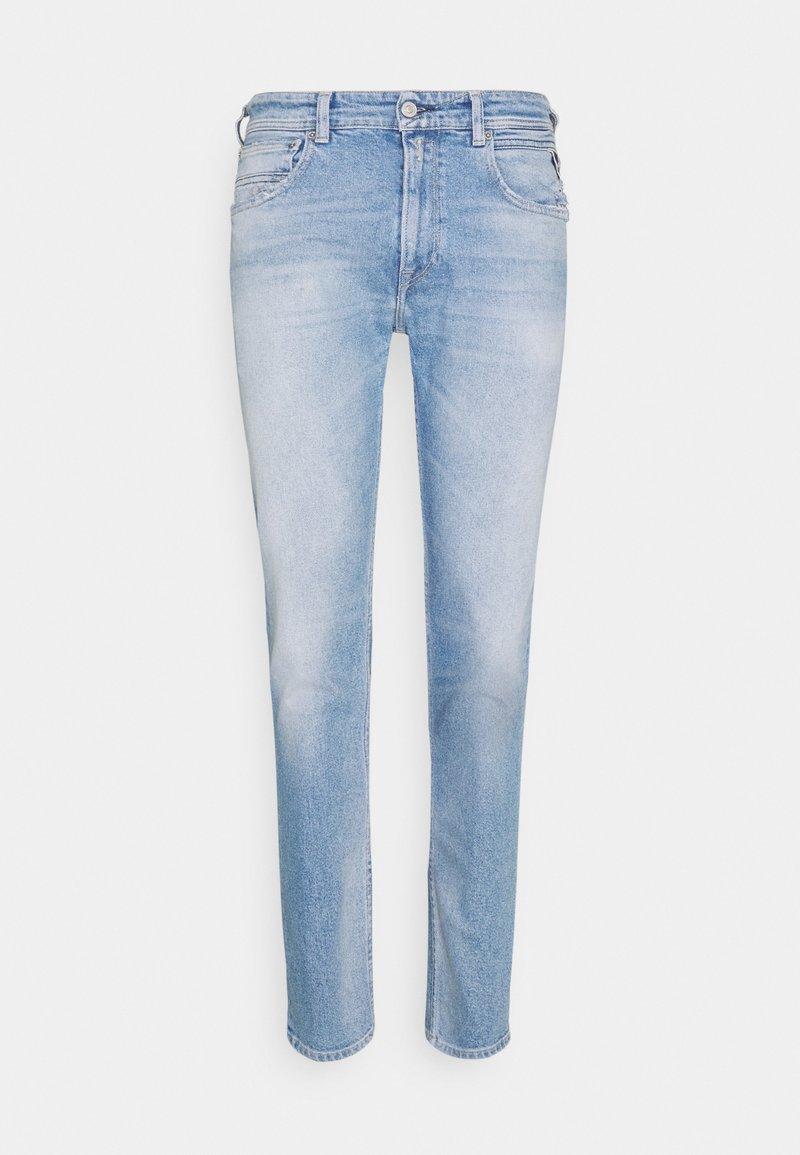 Replay - JOHNFRUS ARCHIVIO - Jeans slim fit - light blue
