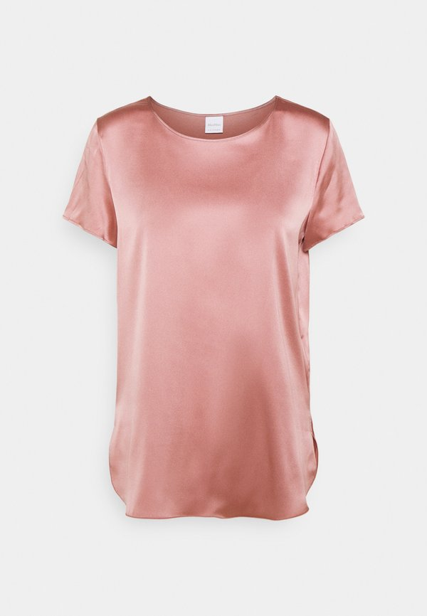 Max Mara Leisure CORTONA - T-shirt basic - rosa/jasnorÓżowy CGCG