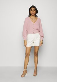 Fabienne Chapot - STARRY - Cardigan - dusty pink - 1